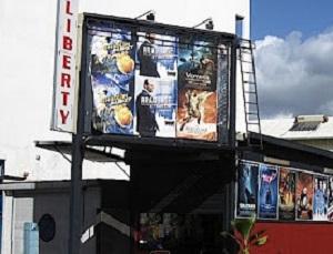 cinéma 3D le Liberty à Papeete