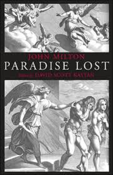couverture du livre Paradise Lost de John Milton