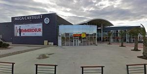 cinéma 3d Le Mega Castillet à Perpignan