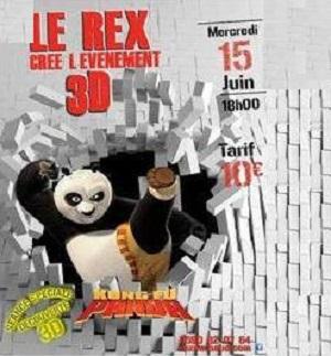 Cinéma 3D Le Rex à Pointe a pitre