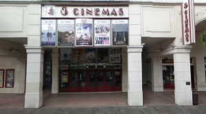 cinema 3D C2L à Poissy