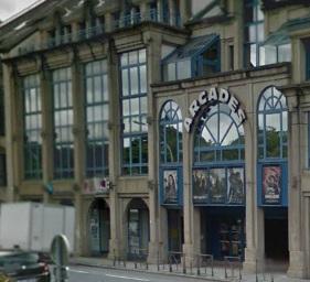 Cinéma Les Arcades à Quimper
