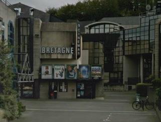 Cinéma Le Bretagne à Quimper