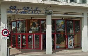 Cinéma le Lido à Royan