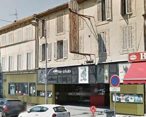 Cinéma 3D Le Club à Salon de Provence