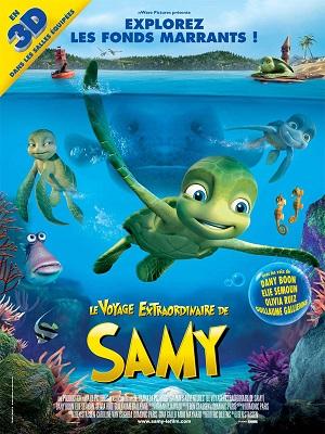 affiche film Le Voyage extraordinaire de Samy
