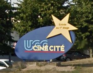 cinéma 3D UGC Ciné Cité Atlantis à Saint-Herblain