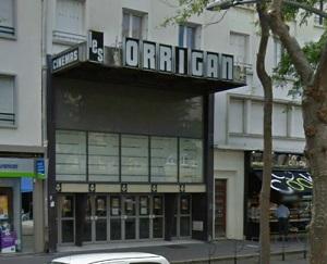 cinéma 3D les Korrigans à St Nazaire