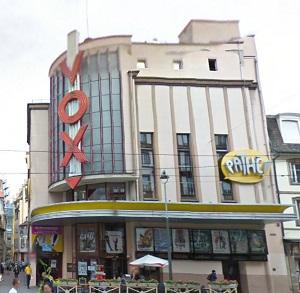 cinema 3D le vox à Strasbourg
