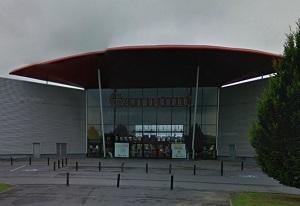 cinéma Gaumont parc Millésime à Thillois