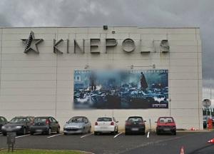 cinéma 3D Kinepolis à Thionville