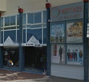 cinema 3D Le France à Thonon les Bains