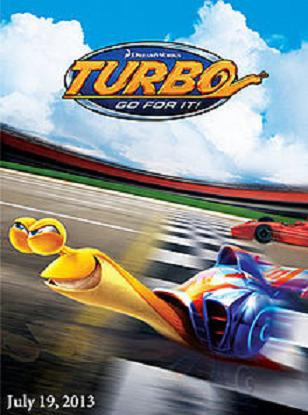 affiche du film Turbo