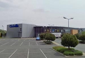 cinéma 3D le Cineville à Vannes