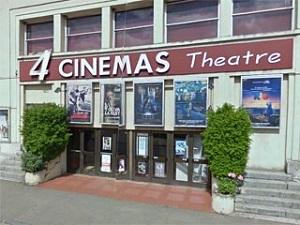 le Cinéma Théatre à Vernon