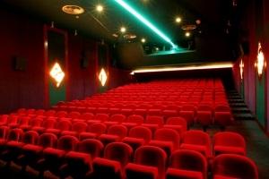 le cinéma du casino à Villers-sur-Mer