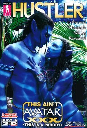 affiche This Ain't Avatar XXX