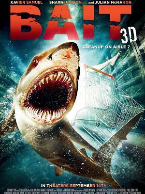 affiche du film Bait 3D
