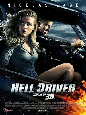 affiche Hell Driver (Drive Angry)