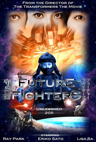 affiche Future Fighters