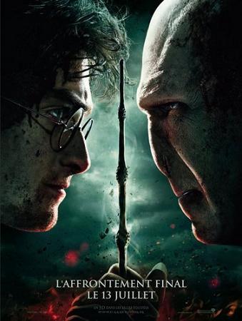 affiche Harry Potter et les reliques de la mort (2/2)