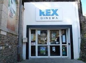 cinéma 3D le Rex à le Palais