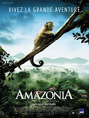 affiche Amazonia 3D