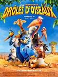 affiche Drôles d'oiseaux (Zambezia)