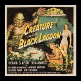 La créature du lac noir (The créature from the black lagoon)