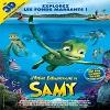 affiche Le Voyage extraordinaire de Samy