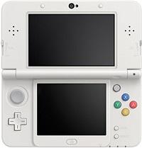 image console nouvelle 3DS