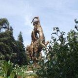 photo statue du parc de la tête d'or