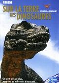affiche Sur la terre des dinosaures, le film 3D