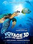 affiche Voyage sous les mers 3D