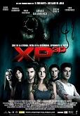 affiche Paranormal Xperience 3D (XP3D)