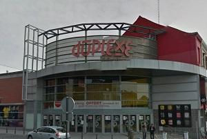 cinéma 3D le Duplex à Roubaix