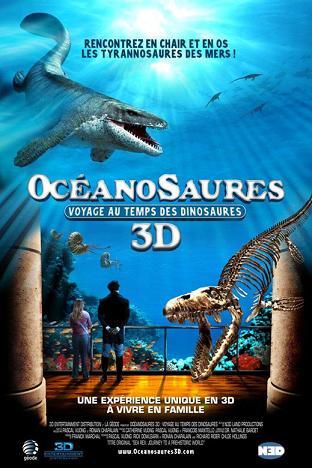 affiche de Sea Rex 3D
