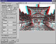 stereoPhotoMaker, création et edition 3D stéréo.