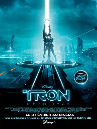 affiche Tron l'héritage (Tron Legacy)