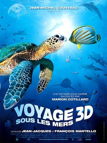 affiche du film Voyage sous les mers